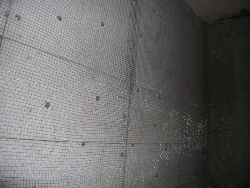 抹墙钢丝网_抹墙钢丝网_朗沃钢筋网片厂